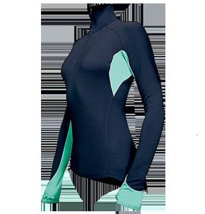 Icebreaker - BodyFit 260 Altitude Zip Top, Merino Wool