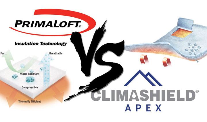 ramasser 4ee32 ad7cf Какой утеплитель лучше: Primaloft или Climashield? | СИВЕРА