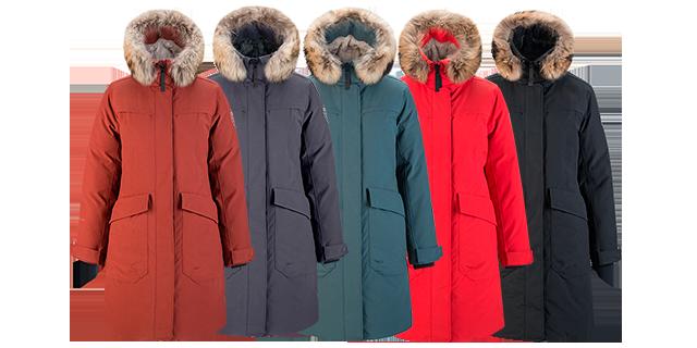 49181848792 Очень теплая длинная женская парка для суровых зим. При разработке самых  теплых моделей сложно получить по-настоящему женственное изделие из-за  большой ...