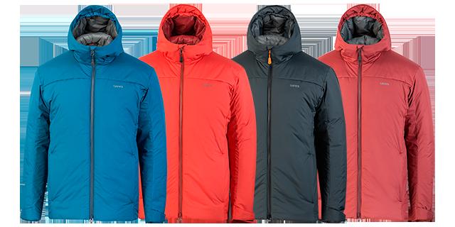 d5461c18 Анатомический крой и отличные функциональные свойства WindGuard позволяют  использовать куртку и как верхний утепляющий слой, и как ходовую.