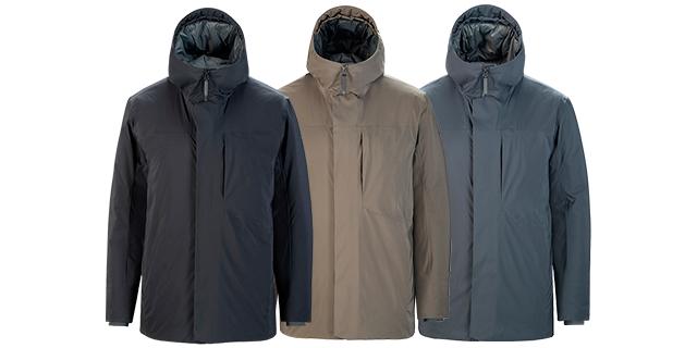 833ba831108f1 На фоне успеха мембранных герметизированных курток с пуховым утеплителем  стало закономерным появление синтетических моделей сходного назначения.
