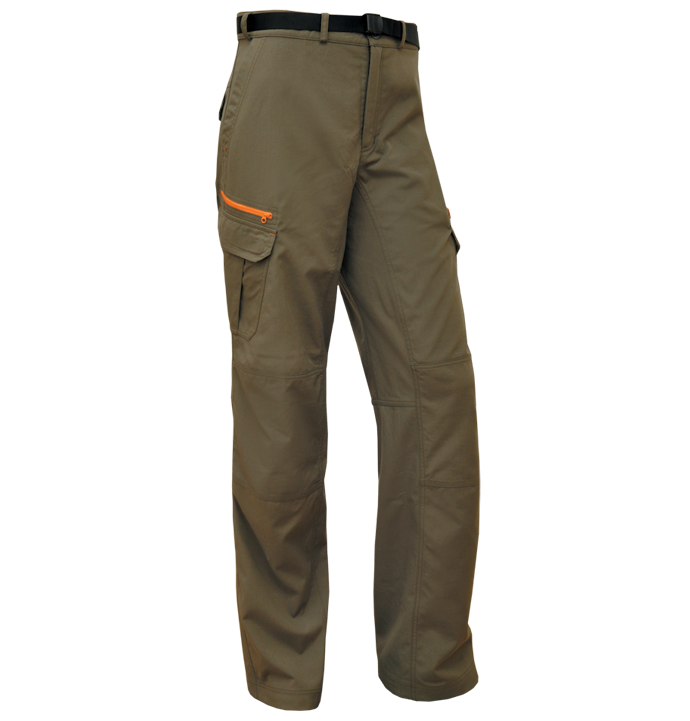 брюки туристические с карманами